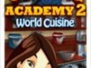 Jocuri cu Academia de gatit