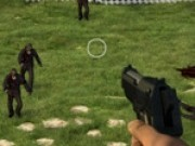 Jocuri cu Atacul zombiilor