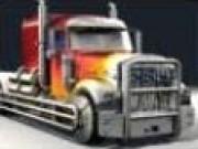 Aventuri cu camionul