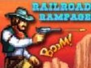 Banditii trenurilor Vestul Salbatic