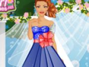 Jocuri cu Barbie designer rochii de nunta