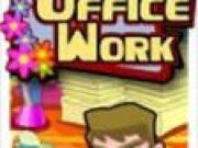Bataie la birou