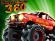 Jocuri cu Camioane monster truck 3d