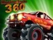 Camioane monster truck 3d