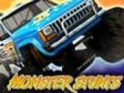 Camioane monstru cascadorii