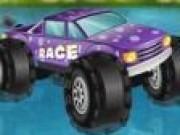 Jocuri cu Camioane monstru pe platforme