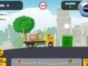 Jocuri cu Camion cu remorca de transport