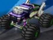 Competitia Camioanelor Monstru