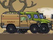 Competitia camioanelor mari nitro