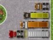 Jocuri cu Condu camionul in parcare