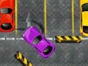 Condus masini in parcare