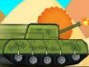 Condus tancuri cu impuscaturi