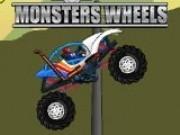 Curse camioane cu roti mari