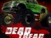 Curse camioane monstru cu zombie