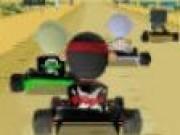 Curse de karting