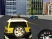 Curse drift cu jeepuri