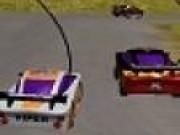 Curse masini 3D cu telecomanda