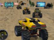 Curse monster truck