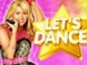 Jocuri cu Danseaza cu Hannah Montana