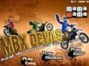 Jocuri cu Diavoli pe bmx