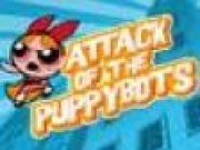 Jocuri cu Fetele PowerPuff Salveaza catelusii