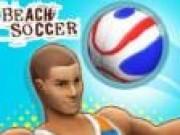 Fotbal 3D pe plaja