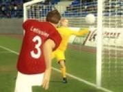 Jocuri cu Fotbal 3d gol din centrare