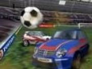 Fotbal cu masini