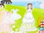 Imbraca barbie la nunta de vis