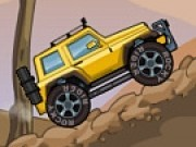 Jeep zburator offroad