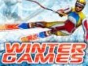 Jocuri cu Jocuri olimpice de iarna