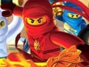 Lego ninja 3D