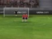 Lovituri libere fotbal 3D