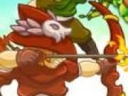 Jocuri cu Luptatorul cu arc
