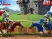 Jocuri cu Lupte intre cavaleri