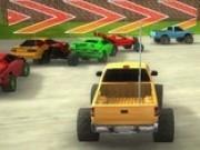 Mini masini 3d teleghidate de curse
