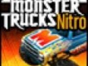 Jocuri cu Monster truck cu nitro