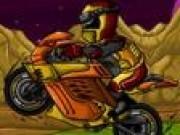 Jocuri cu Motociclistul infernal