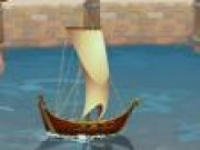 Nave pe mare