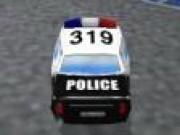 Jocuri cu Parcat masini de politie 3D