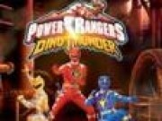 Power Rangers in actiune