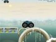 Jocuri cu Provocarea monster truck