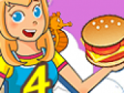 Jocuri cu Restaurantul de burgeri