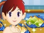 Jocuri cu Sara gateste inghetata bat