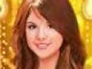 Selena Gomez la machiaj