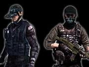 soldati de elita impuscaturi arena