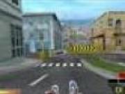 Street luge 3D