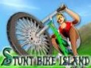 Stunt cu bicicleta