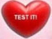 Testul dragostei