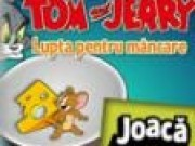 Jocuri cu Tom si Jerry Bataia pentru mancare